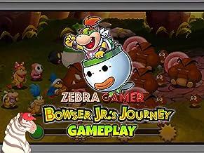 Clip: Bowser Jr.'s Journey Gameplay - Zebra Gamer