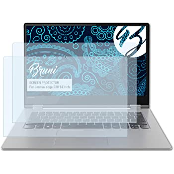 Anti-Trace BROTECT Protection Ecran pour Lenovo Yoga 530 Sans Bulles HD Ultra-Clair