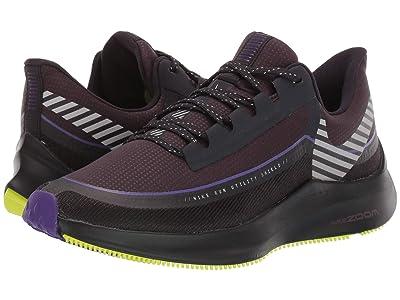 Nike Zoom Winflo 6 Shield (Oil Grey/Reflect Silver/Black) Women