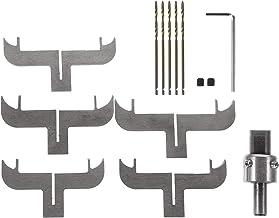 EXCEART 1 Set Bracelet Foret Ensemble en Bois Bracelet Fabricant Fraise Ensemble Haute Acier Bois Bracelet Anneau Bracelet...