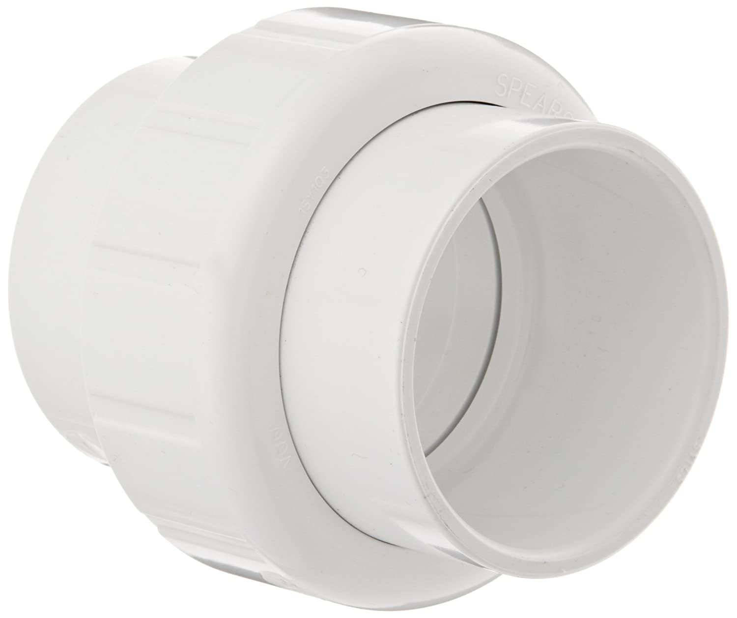 Spears 497 Series PVC Pipe Fitting EPDM Max 60% OFF Manufacturer direct delivery O-Ring Sche with Union