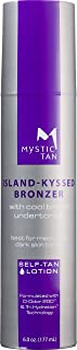 Mystic Tan Self Tanner Lotion with Bronzer - Island-Kyssed Lotion, 6 fl.oz.
