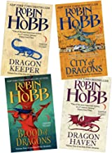Robin Hobb The Rain Wild Chronicles Trilogy Collection 4 Books Set Pack NEW