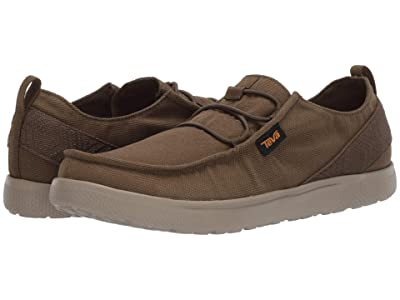 Teva Voya Lace (Dark Olive) Men