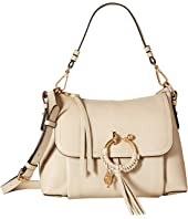 See by Chloe - Joan Suede & Leather Small Shoulder Bag
