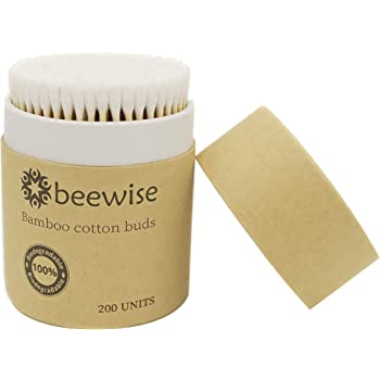 Bamboo Cotton Buds | Plastic-free Product & Packaging | 100 ...
