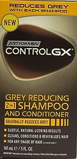 Tres paquetes de sólo para hombres controlgx gris reducir 2