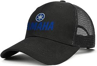 Cotton Baseball Cap Yamaha-Motorcycle- Snapback Vintage Mesh Hats