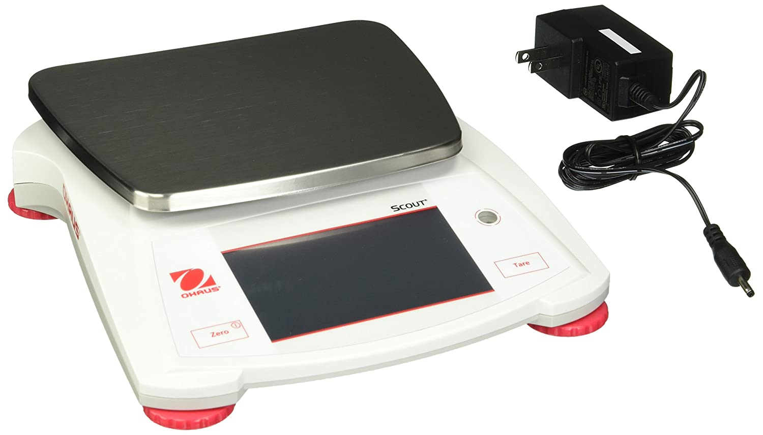 Ohaus Superior STX6201 Max 48% OFF Scout Portable Balance Touchscre 6200G 0.1g x with