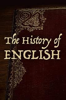 history of english language video
