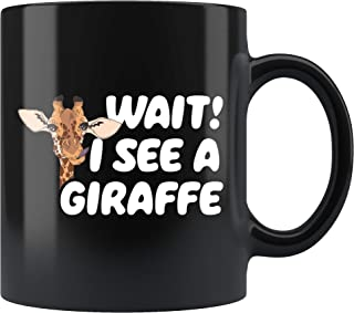 3D Girafe Mugs Tasses a Caf/é en Ceramique Fait a Main Mug Couple Animaux Girafe Mignon Mug Personnalis/é pour Lait Th/é-tasse pour Petit-d/éjeuner Caf/é 301-400ml Boire Cadeau de No/ël//Anniversaire