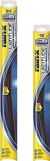 Rain-X Latitude Water Repellency Wiper Blade Combo Pack 24