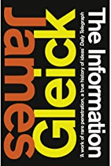 The Information: A History, a Theory, a Flood (English Edition) Versión Kindle