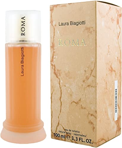 laura biagiotti roma eau de toilette - 100 ml