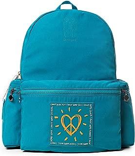 Luxury Fashion   Desigual Womens 19WAKA19LIGHTBLUE Light Blue Backpack   Fall Winter 19