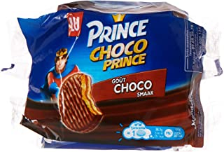 Oreo Prince Sandwich Biscuit With Chocolate Flavour Filling And Coated With Milk Chocolate, 6 x 28.5 gm
