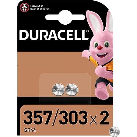 Duracell Specialty 357 303 Silberoxid Knopfzelle Elektronik