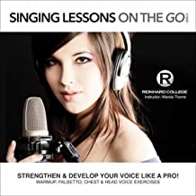 Singing Lessons On the Go (Level 1)