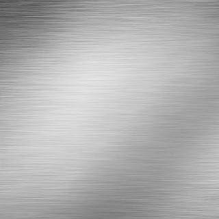 100mm 1pc Verakee Yuhong-Piatti Foglio in Acciaio Inox Argento 304 in Acciaio Inox lamiera in Acciaio Inox Foglio Foglio 0,1 mm Purezza Elevata 1000mm for la Produzione di stampi
