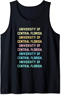 UCF University of Central Florida Knights NCAA RYLCF05 Tank Top