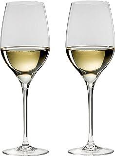 [正規品] RIEDEL リーデル 白ワイン グラス ペアセット グレープ@リーデル リースリング/ソーヴィニヨン・ブラン 380ml 6404/15