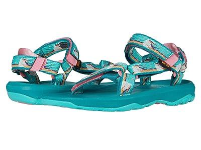 Teva Kids Hurricane XLT 2 (Little Kid/Big Kid) (Unicorn Waterfall) Kids Shoes