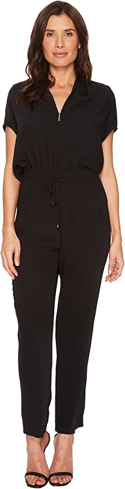 Cady Short Sleeve Jumpsuit