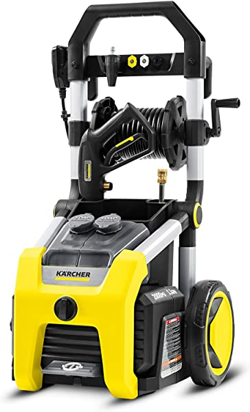 Karcher K2000 Electric Power Pressure Washer 2000 PSI TruPressure 3 Year Warranty Turbo Nozzle Included
