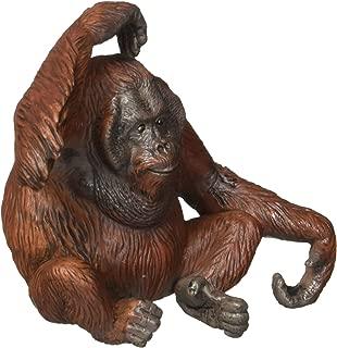 Papo Sitting Orangutan Toy Figure
