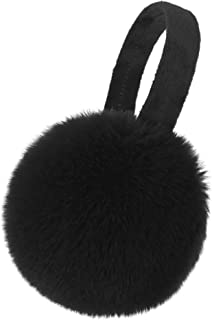 Luxuriously Soft Warm Thick Faux Fur Ear Warmers