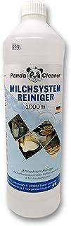 PandaCleaner Nettoyant liquide pour système de lait 1000 ml – concentré premium – élimine les résidus de lait – Compatible...