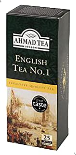 احمد تى شاي اكياس اسود - 25 كيس