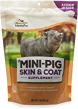 Manna Pro Mini Pig Treats and Supplements for Healthy Skin and Coat