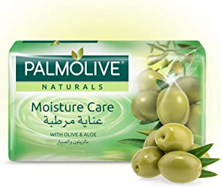 Palmolive Naturals Bar Soap Smooth And Moisture With Aloe Olive 120Gm