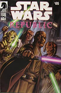Star Wars Republic #65 : Show of Force Part One (The Clone Wars)