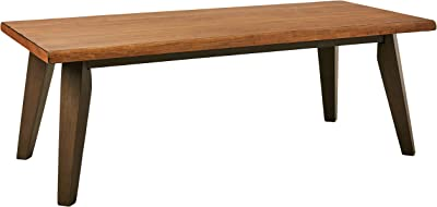 OSP Home Furnishings Oakridge Coffee Table, Sand