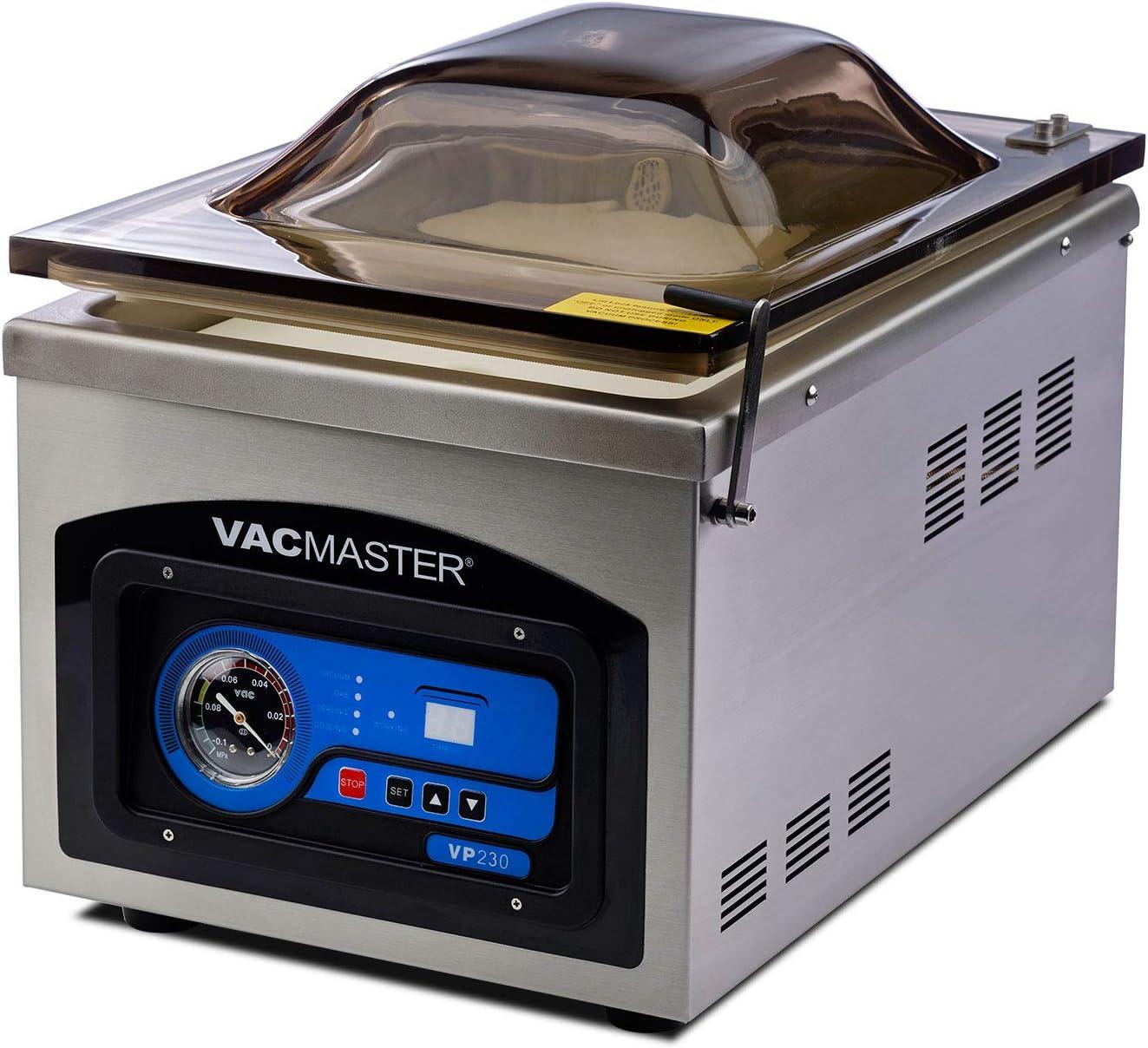 Vacmaster VP230 Chamber Sealer Nashville-Davidson Mall Vacuum Regular store
