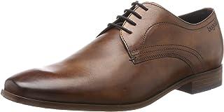 Bugatti U0815PR1 - Zapatos con cordones, de cuero, hombre