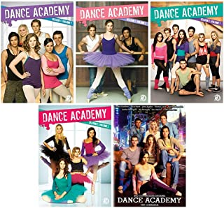 Dance Academy: Australian TV Series Complete Seasons 1-2 + The Comeback Movie - DVD Collection