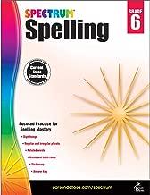 Carson-Dellosa Spectrum Spelling Workbook, Grade 6
