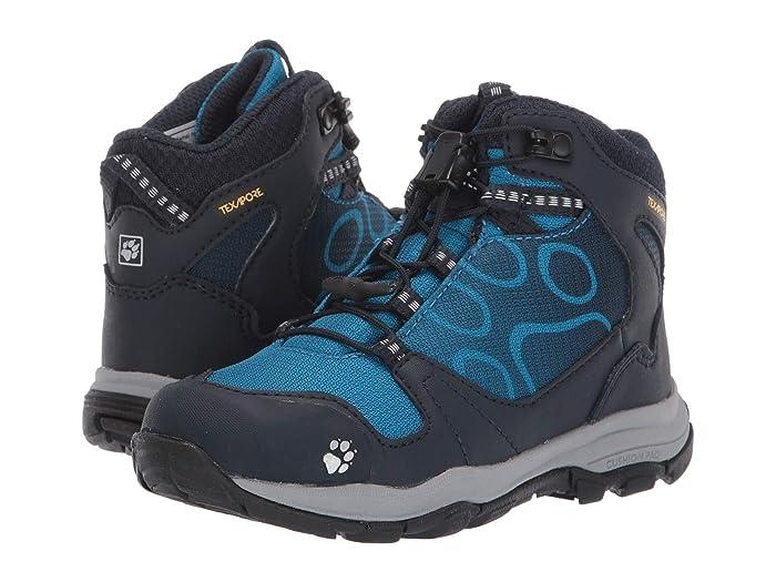 Footwear & Accessories Jack Wolfskin Boys AKKA Texapore MID