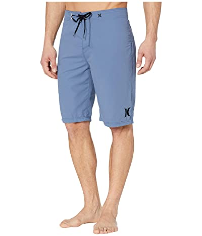 Hurley One Only Boardshort 22 (Diffused Blue/Black) Men