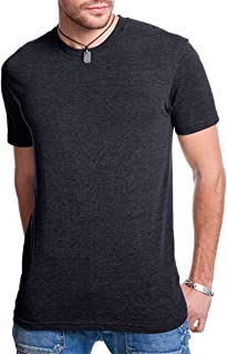 Apparel Men's Triblend Knit Crewneck T-Shirt