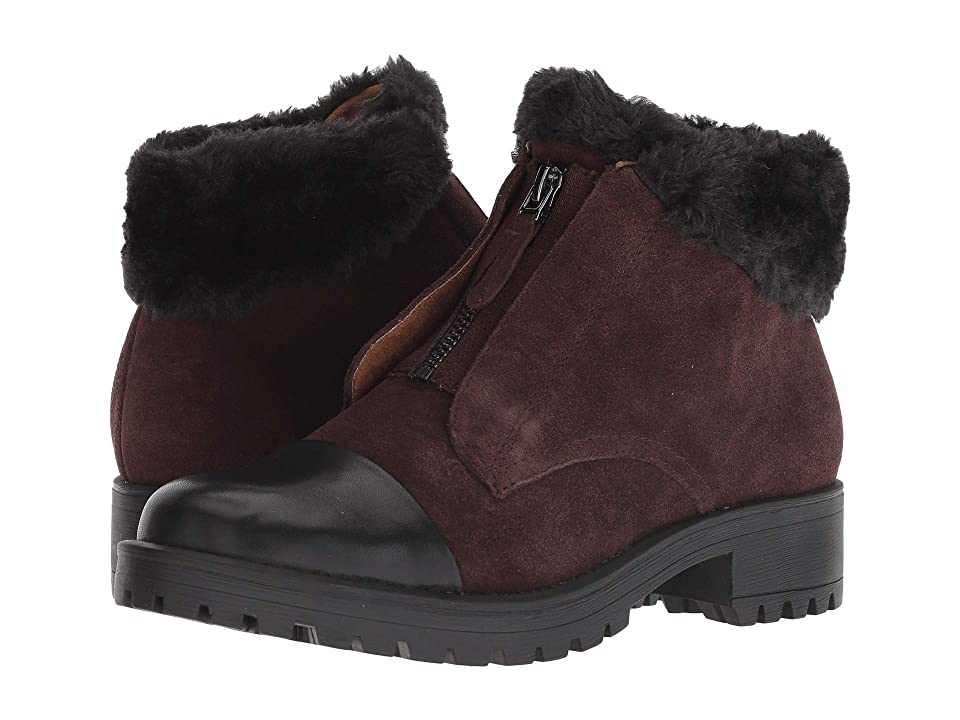 Sudini Yesenia (Chocolate Cow Suede) Women