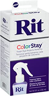 Rit 85727 Color Stay Dye Fabric Fixatives