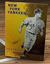 1965 Vintage New York Yankees Yearbook - Canvas Gallery Wrap - 12 x 16