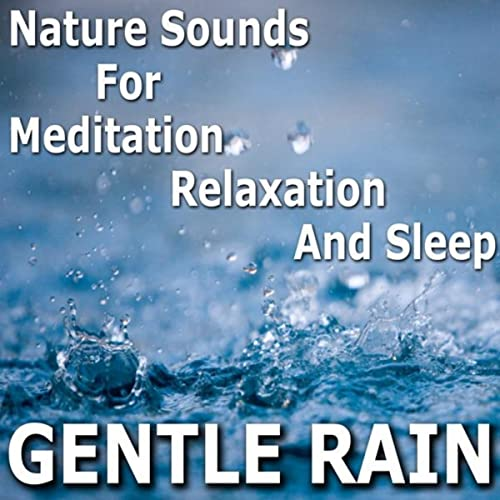 Soft Rain with Faint Thunder by Pro Sound Effects Library on Amazon