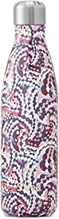 S`well Stainless Steel Water Bottle, 17oz, Dancing Feathers