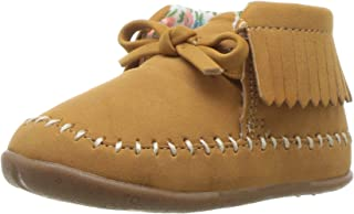 carter's moccasin ankle boots