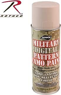 Rothco Spray Paint - 16 Oz (Net 12 Oz)/Desert Sand